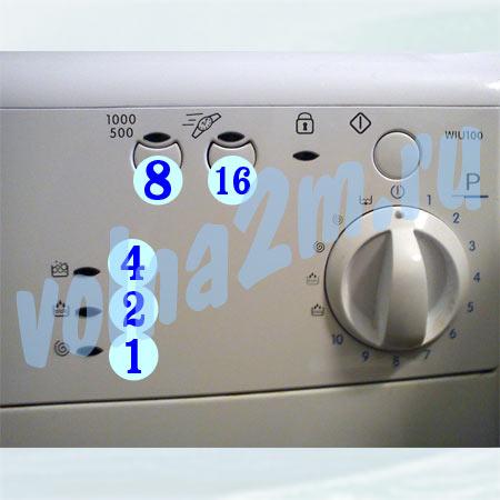 индезит Wiu 82 инструкция - фото 11